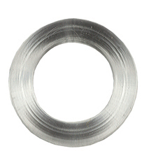 RING TRANSPARANT 8 X 13 MM (100 STKS)