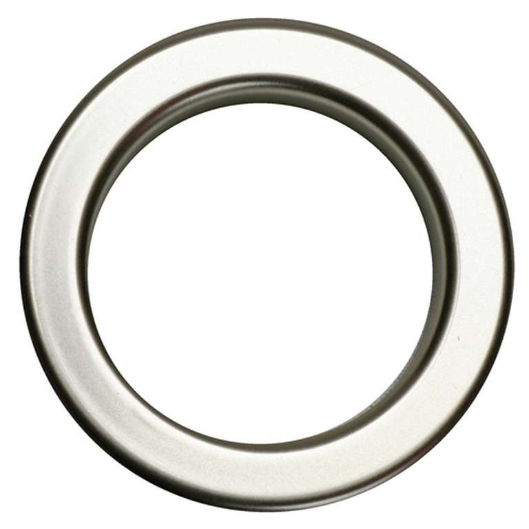 RING VOOR RINGBAND 40 MM CHROOM GLANZEND (50 STKS)