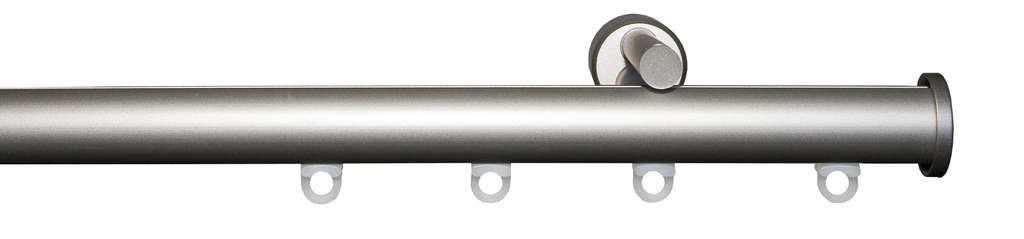 BLISTER TRINGLE A RAIL Ø 20 MM BLANCHE LAQUE PREEMBALLE 151 - 200 CM